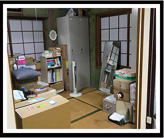 控え室2(ロッカー・畳部屋)